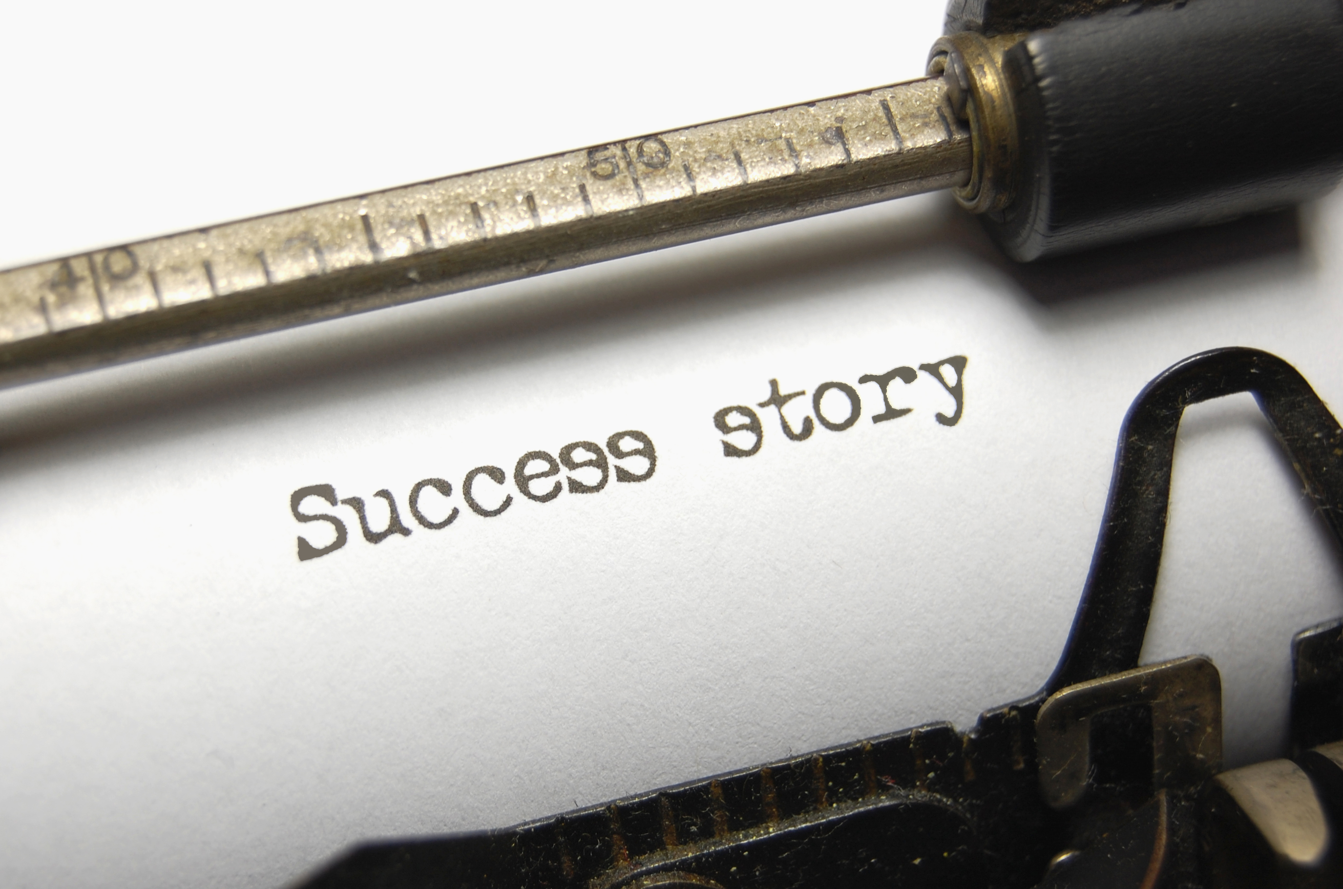 what success story will you write