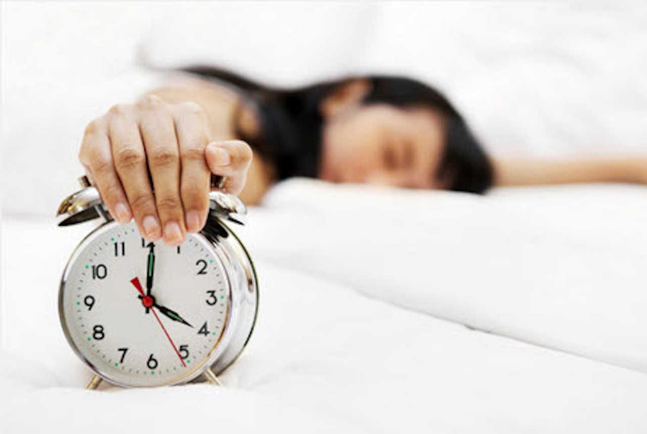 no more dreading the alarm clock
